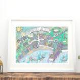 Aberystwyth print