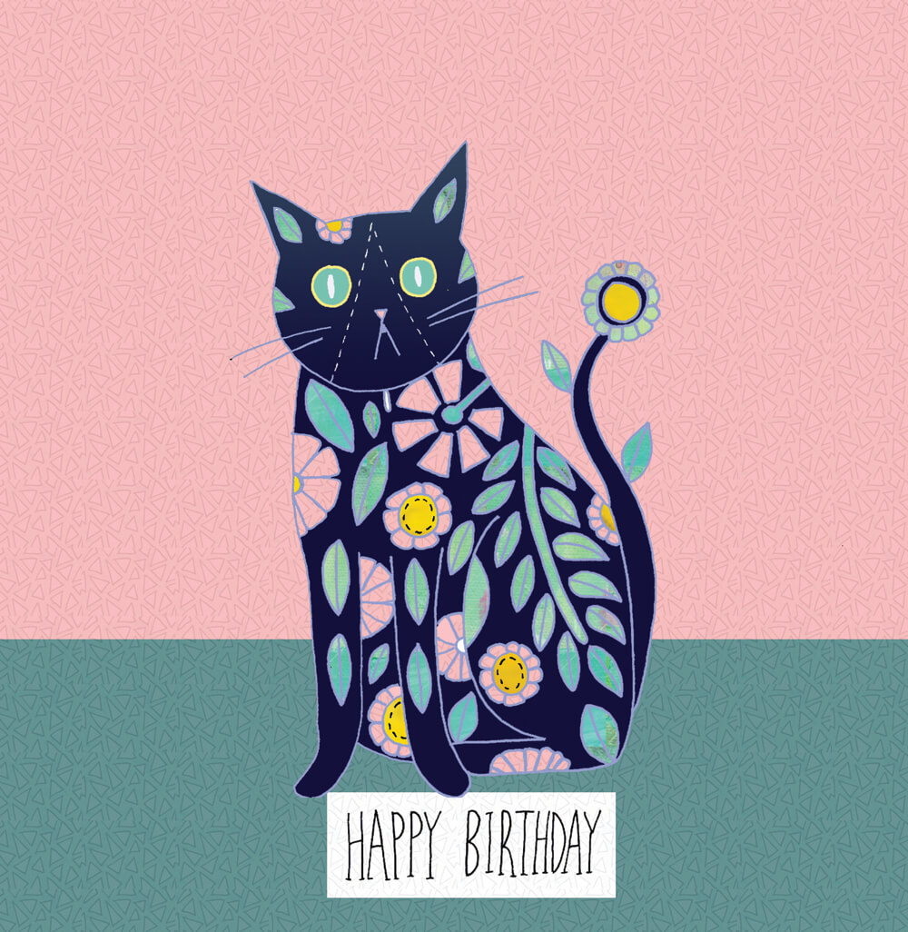 Black Cat Hannah Designs
